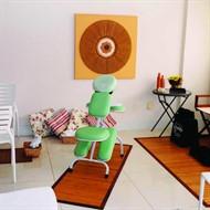 Ilha de Massagem  -  Cadeira Quick Massage
