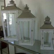 Luminárias pátinas para eventos