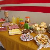 Café da Manhã para eventos