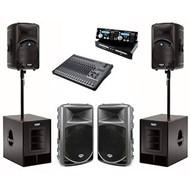 Aluguel de equipamentos de som