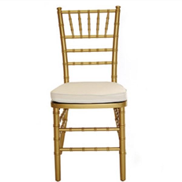Populares Locação cadeira Tiffany Dourada - Fornecedores Salvador - Eventos  OB37