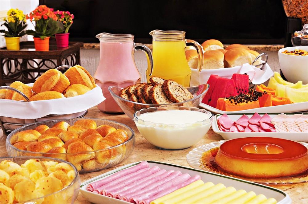 Excepcional Café da manhã - Fornecedores Salvador - Eventos Bahia QP59