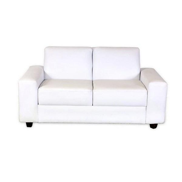 loca o sof para 2 lugares courino branco fornecedores salvador eventos bahia. Black Bedroom Furniture Sets. Home Design Ideas