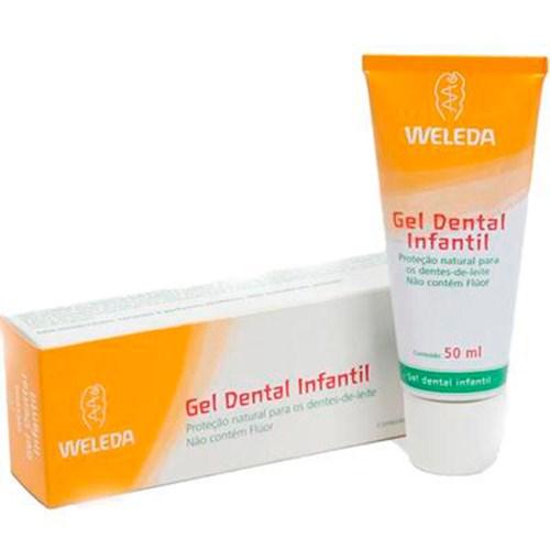 Gel Dental Infantil Weleda