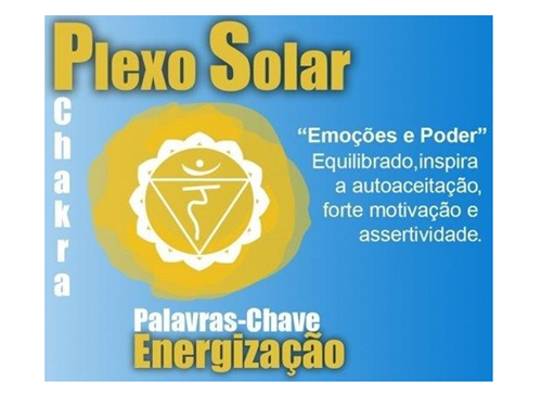 Plexo Solar Pomander Chakra - Spray 30ml