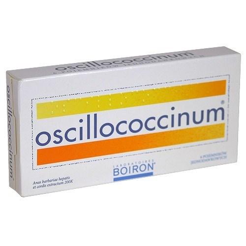 OSCILLOCOCCINUM 6 DOSES – Boiron