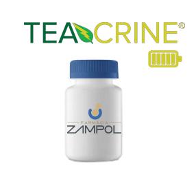 Teacrine 200mg – 30 cápsulas