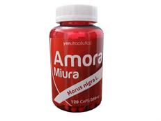Amora (Morus Nigra) 350mg - 120 caps - Yenutracêutica