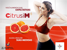 Citrusim 300mg - 30 cápsulas