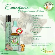 Floral Pet Emergência Roll-on – Uniflowers