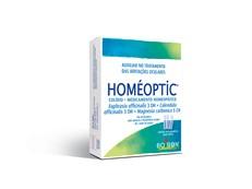 Homeoptic Colirio caixa com 10 flaconetes (unidoses)