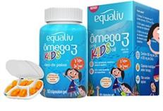 Equaliv Ômega 3 Pro Kids 60 cápsulas