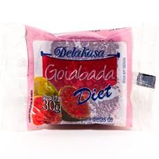 Goiabada Diet – Delakasa 30g (unidade)