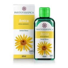 Extrato Oleoso Arnica - Corpo e Massagem - Phytoterapica 60ml