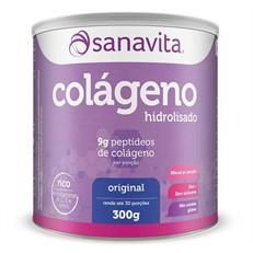 Colágeno Hidrolisado Sanavita - Original