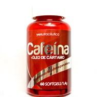 Cafeína + Óleo de Cártamo 60 capsulas