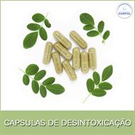 Capsulas de Desintoxicação (60 capsulas)