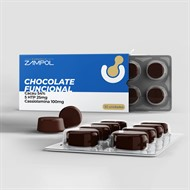 Chocolate Funcional - c/ 30un  - Promoção