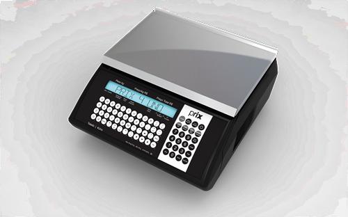 Balança Etiquetadora Toledo Prix 4 UNO 15 Kg (Ethernet)