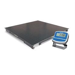 Balança de Piso Toledo 2198 500kg, Indicador 9098