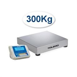 Balança Contadora Toledo 2098C (300 Kg) Indicador Remoto