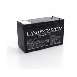 Bateria Selada para Nobreak Unipower 12v 7ah UP1270