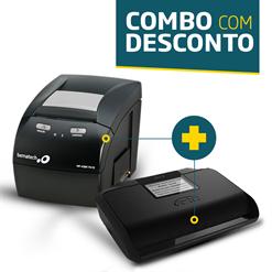 Impressora Bematech MP-4200 TH + SAT Fiscal Gertec GerSAT