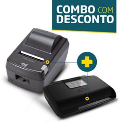 Impressora Daruma DR-800L + SAT Fiscal Gertec GerSAT