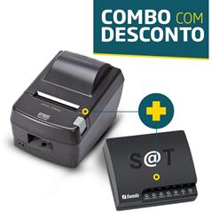 Impressora Daruma DR-800L + SAT Fiscal Sweda SS-1000