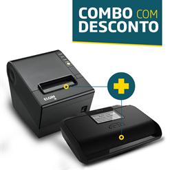 Impressora Elgin i9 (USB) + SAT Fiscal Gertec GerSAT