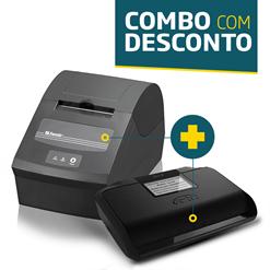 Impressora Sweda SI-150 + SAT Fiscal Gertec GerSAT