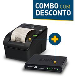 Impressora Bematech MP-100S TH + SAT Fiscal RB-2000 FI