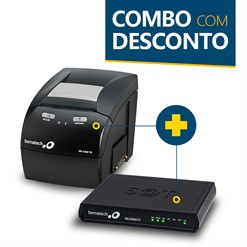 Impressora Bematech MP-4200 TH + SAT Fiscal RB-2000 FI