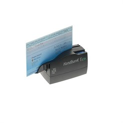 Leitor de Boleto e Cheque CMC7 Nonus Handbank ECO-10 USB Semi-automático