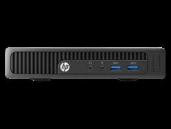 Computador HP Mini 260 Intel i3 4GB 500GB Windows 8.1 Pro