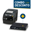 Impressora Bematech MP-4200 TH + SAT Fiscal RB-2000 FI