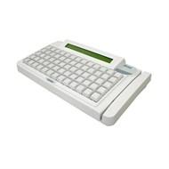 Teclado Reduzido Gertec TEC-65 com Display e Leitor (PS2)