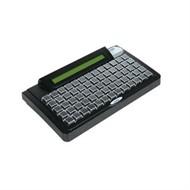 Teclado Reduzido Gertec TEC-E 65 com Display (PS2)