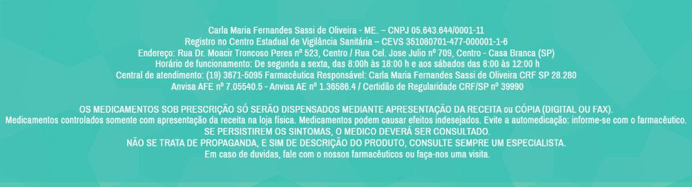 CNPJ/Endereço