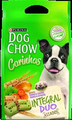 Petisco Dog Chow Carinhos Integral Duo - 1kg