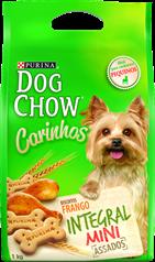 Petisco Dog Chow Carinhos Integral Mini - 1kg