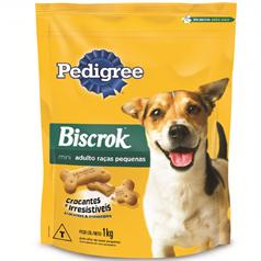 Biscoito Biscrok Mini - 1kg