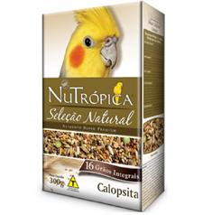 Ração Nutrópica Seleção Natural para Calopsitas - 300gr