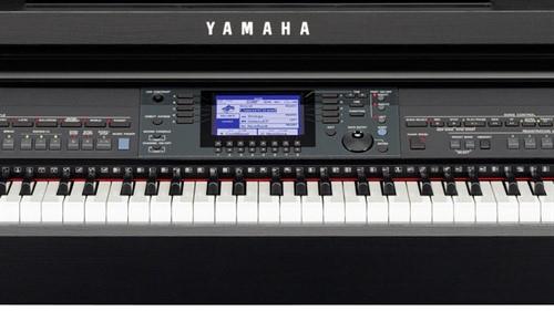 Piano yamaha cvp 601b loja pre o santa catarina for Yamaha clavinova cvp 601