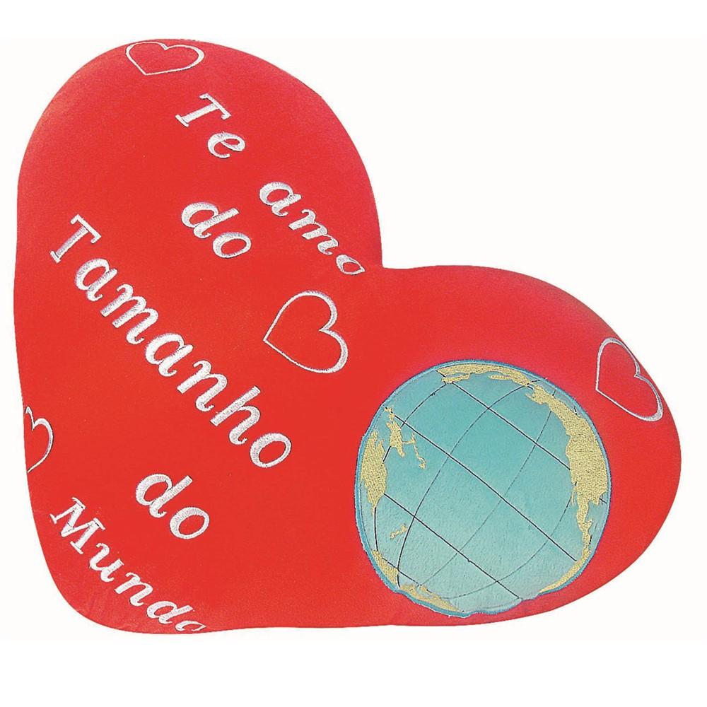 Coração Tamanho do Mundo