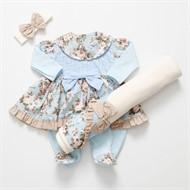 Saída para Maternidade Melissa Azul