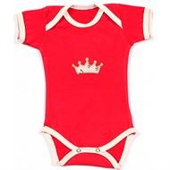 Body Coroa Vermelho