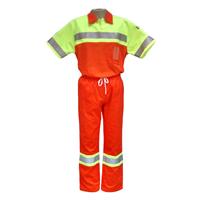 Uniforme Operacinal com Refletivo Camisa Gola Italiana