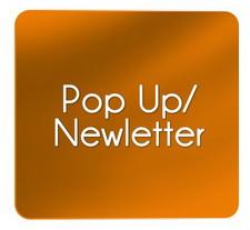 Pop Up para Newsletter