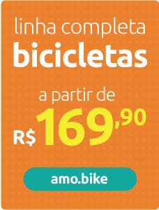 Bikes no Aladimshop a partir de R$ 169,90